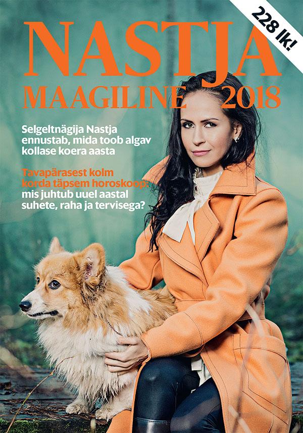 Nastja maagiline 2018