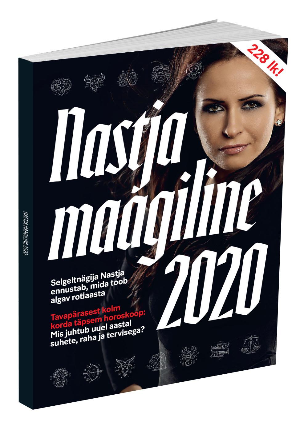 Nastja maagiline 2020