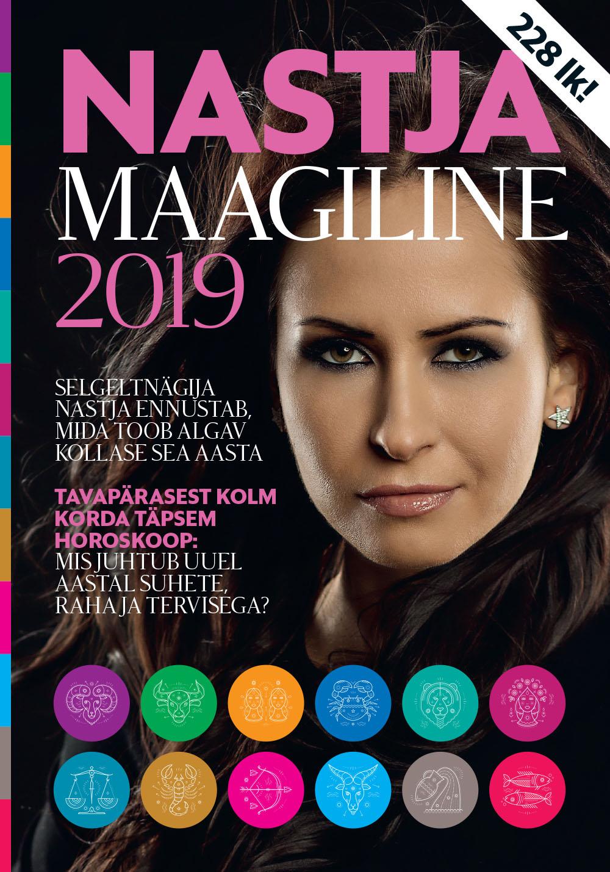 Nastja maagiline 2019